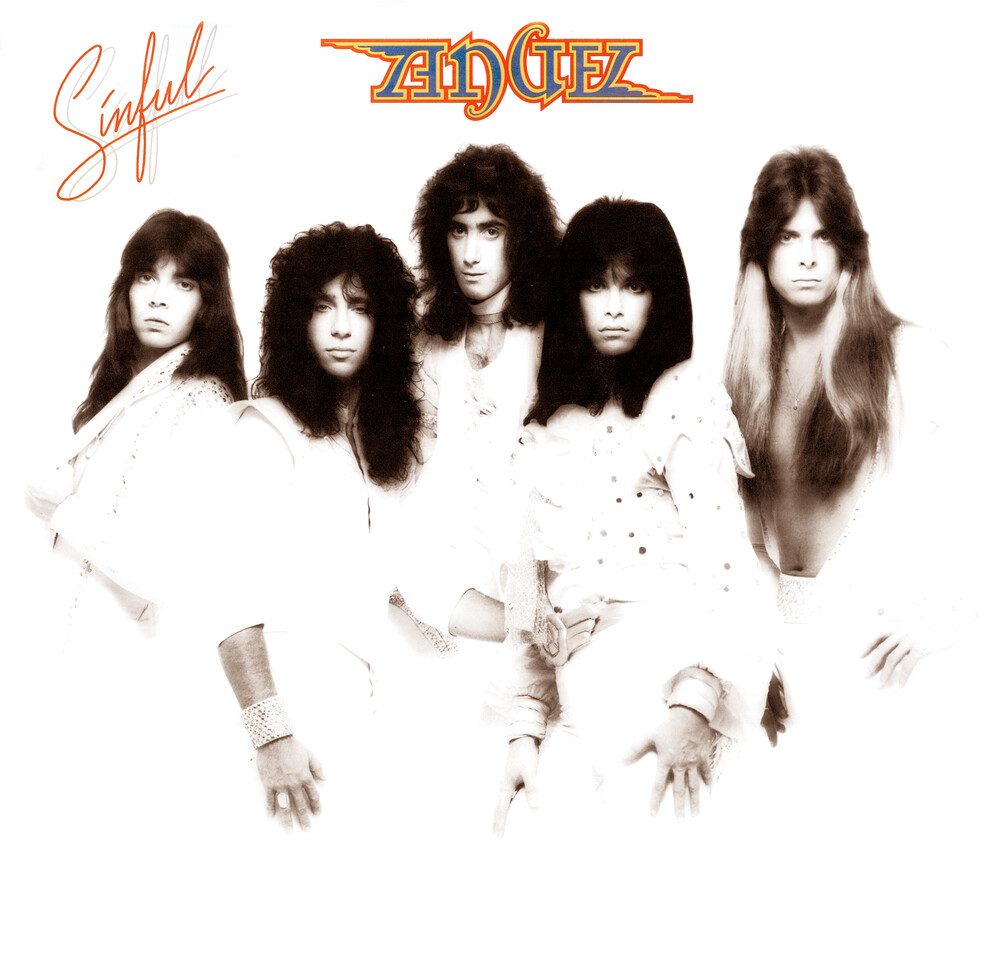 Angel - Sinful (Bonus Tracks) [Deluxe] [With Booklet] (Coll) [Remastered]
