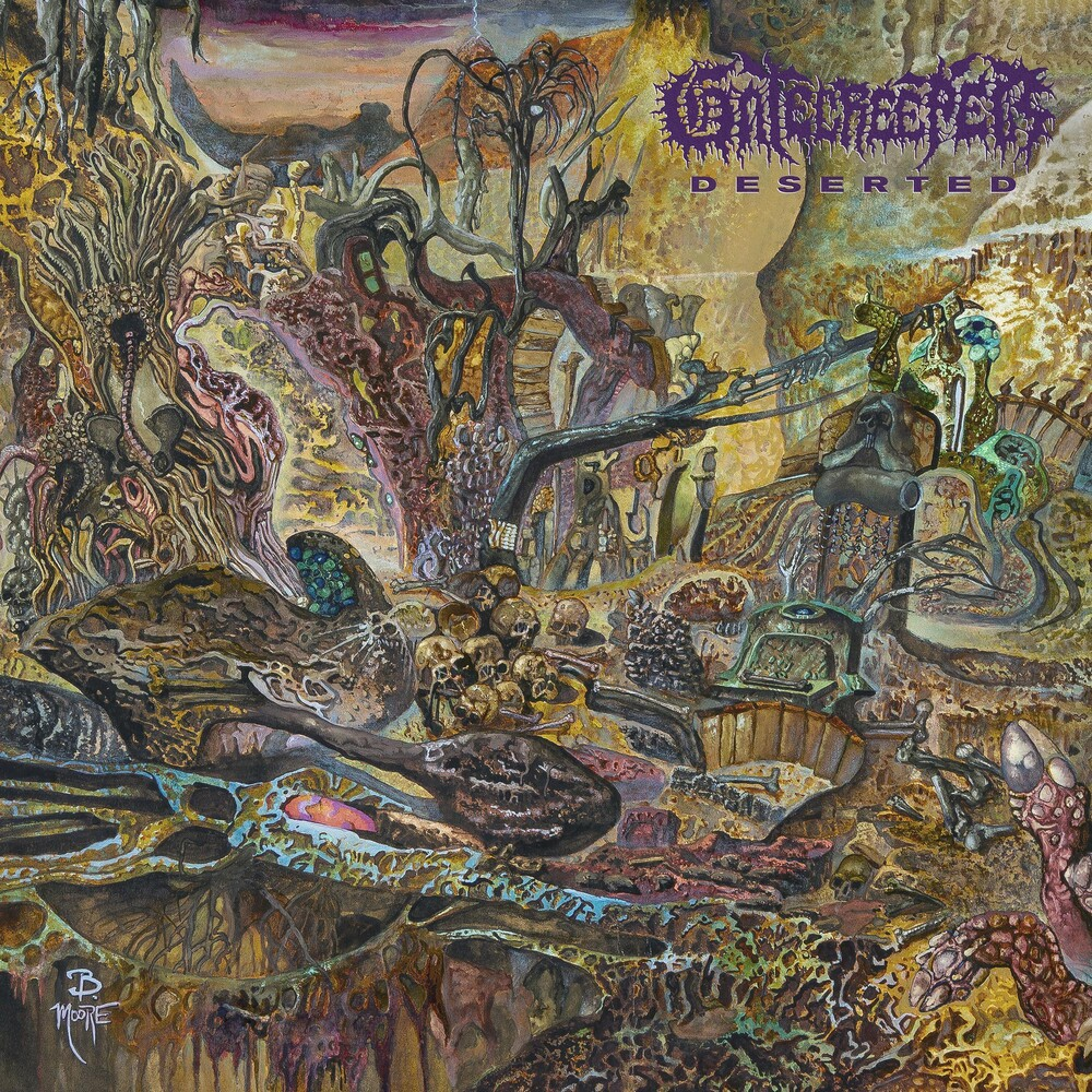 Gatecreeper - Deserted [LP]