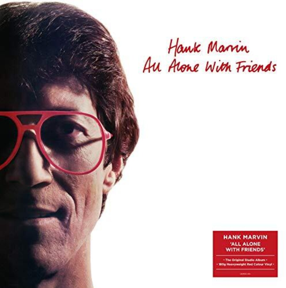 Hank Marvin - All Alone With Friends (Uk)