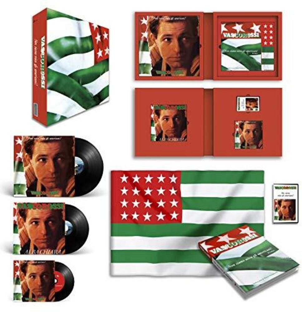 Vasco Rossi - Non Siamo Mica Gli Americani: 40 Degree Rplay (Ltd Numbered Deluxe Ed.)
