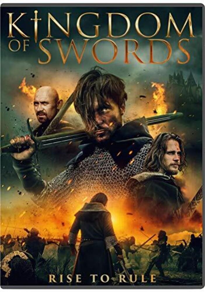 Kingdom of Swords DVD - Kingdom of Swords