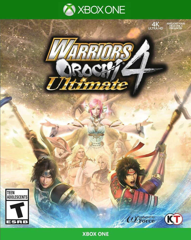 Xb1 Warriors Orochi 4 Ultimate - WARRIORS OROCHI 4 Ultimate for Xbox One