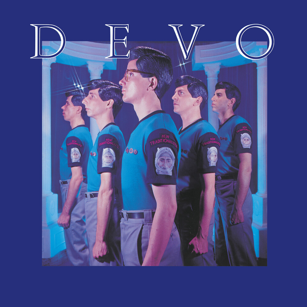 Devo - New Traditionalists [SYEOR 2020 Grey LP]