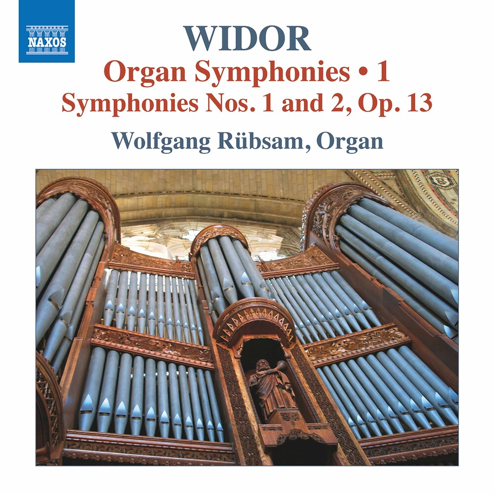 Wolfgang Rübsam - Organ Symphonies 1