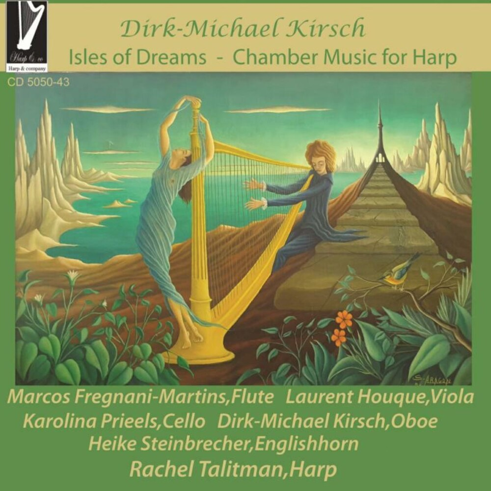 Kirsch / Talitman / Kirsch - Isles Of Dreams