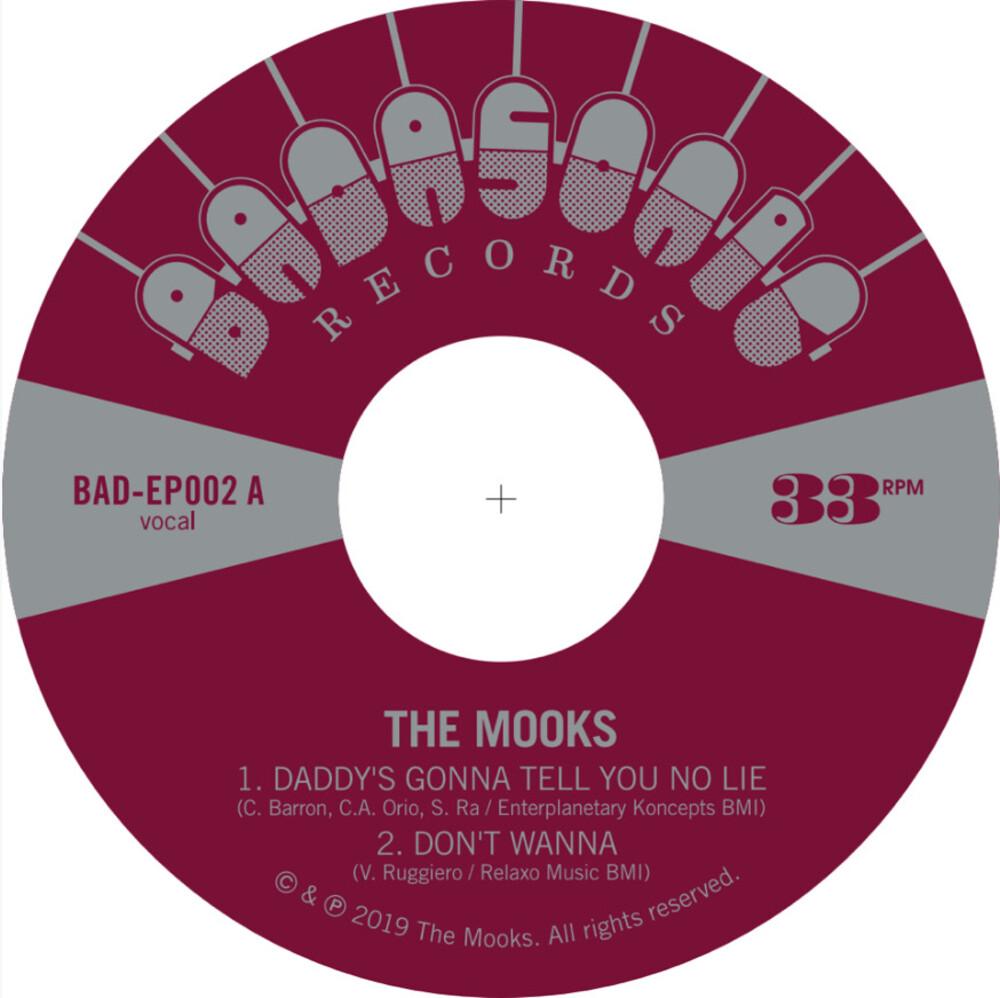 Mooks - The Mooks EP