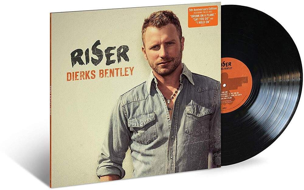 Dierks Bentley - Riser [LP]