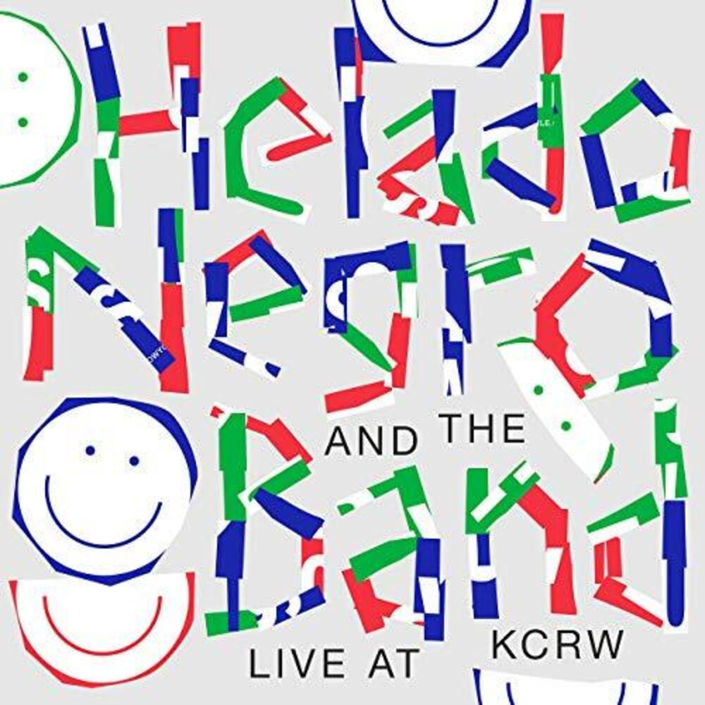 Helado Negro & The Smile Band - Live At Kcrw