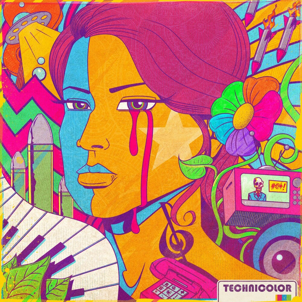 Sweet Lizzy Project - Technicolor [LP]
