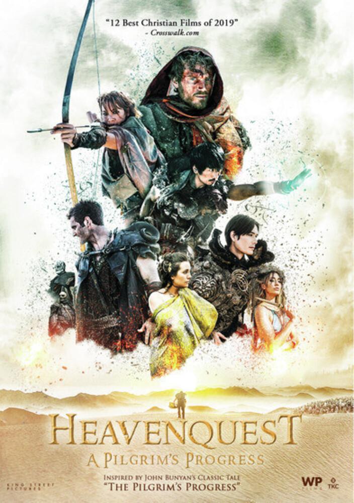 Heavenquest DVD - Heaven Quest