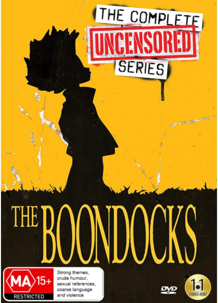 Boondocks: Complete Series - The Boondocks: The Complete Uncensored Series