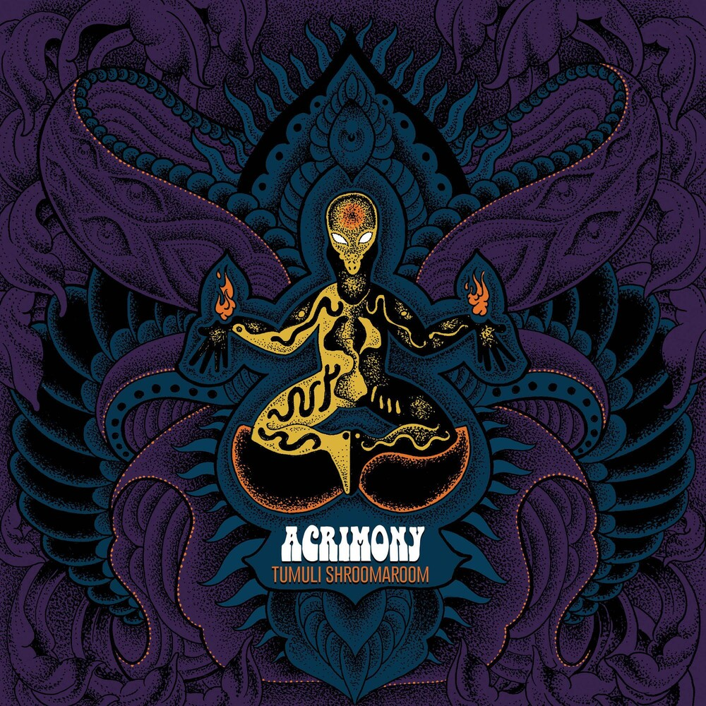 Acrimony - Tumuli Schroomaroom (Uk)