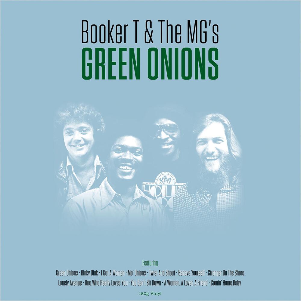 Booker T & The M.G.'s - Green Onions [180 Gram] (Uk)