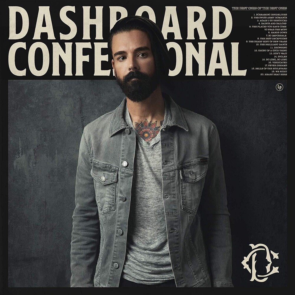 Dashboard Confessional - The Best Ones Of The Best Ones [Limited Edition Cream 2LP]