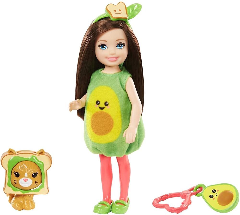 Barbie - Mattel - Barbie Chelsea & Avocado