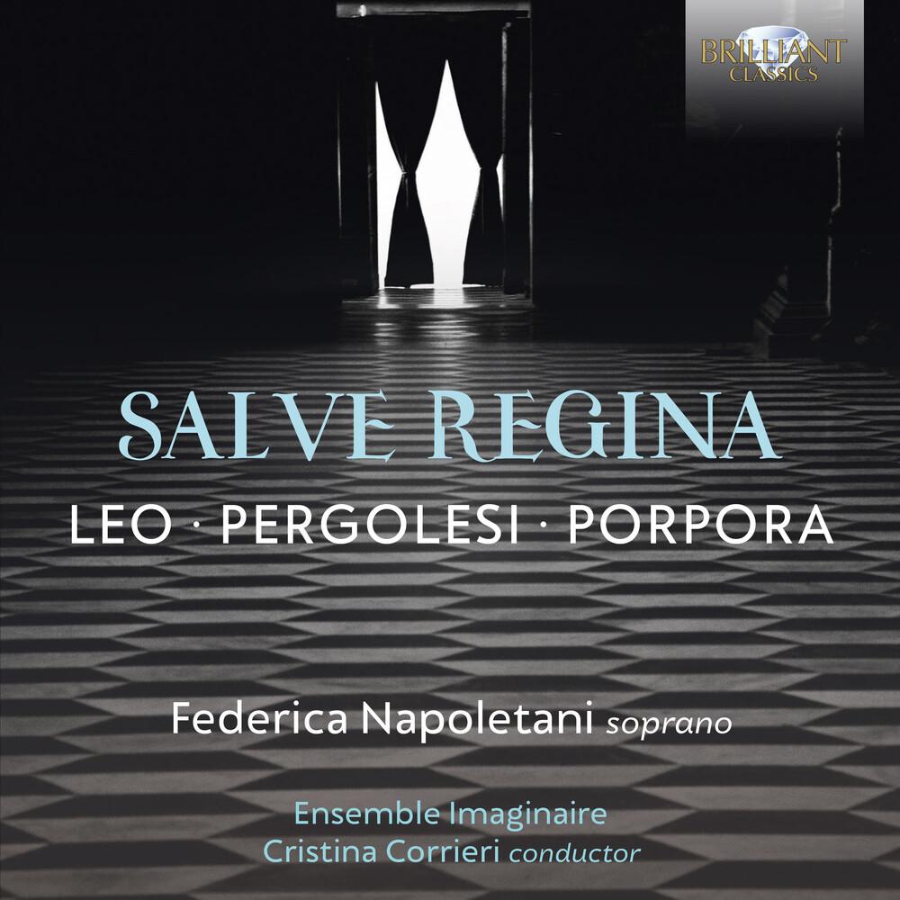 Leo / Ensemble Imaginaire / Napoletani - Salve Regina