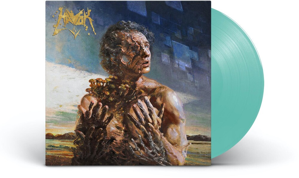 Havok - V [Indie Exclusive Limited Edition Sea Glass LP]