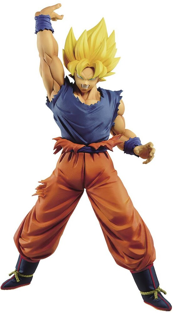 Banpresto - BanPresto Dragon Ball Z Maximatic The Son Goku IV Figure