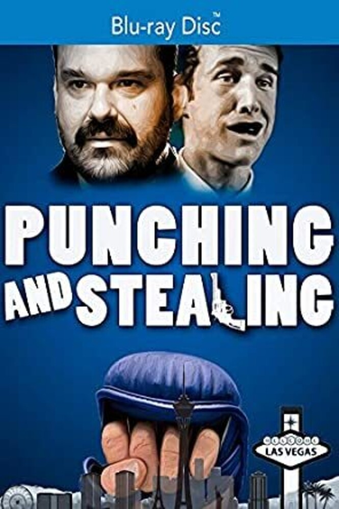 Mel Rodriguez - Punching And Stealing