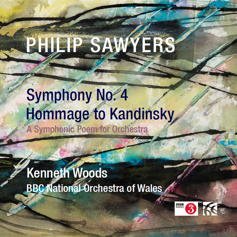 Sawyers / Bbc National Orchestra Of Wales / Woods - Symphony 4