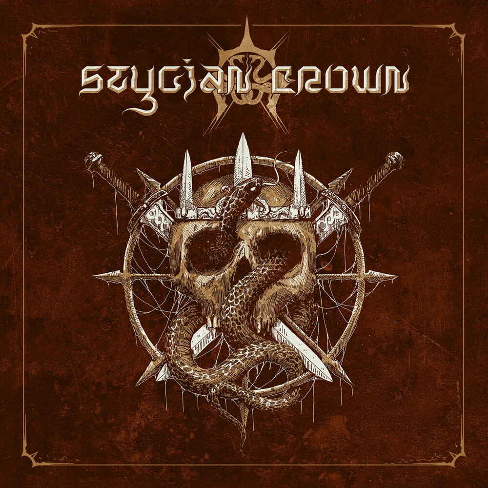 Stygian Crown - Stygian Crown (Blk) (Gate) [Download Included]
