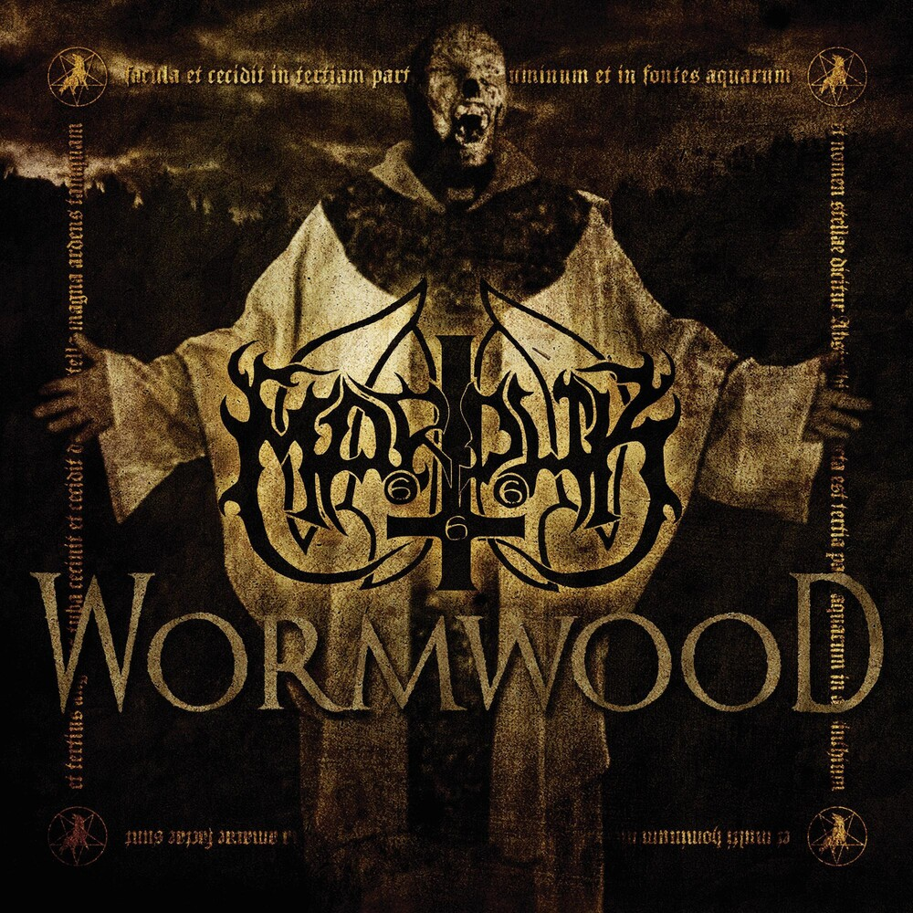 Marduk - Wormwood (Ltd) (Can)