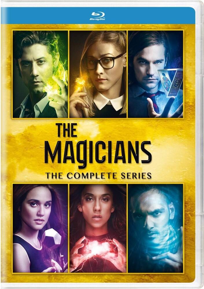Magicians: Complete Series - Magicians: Complete Series (15pc) / (Box)