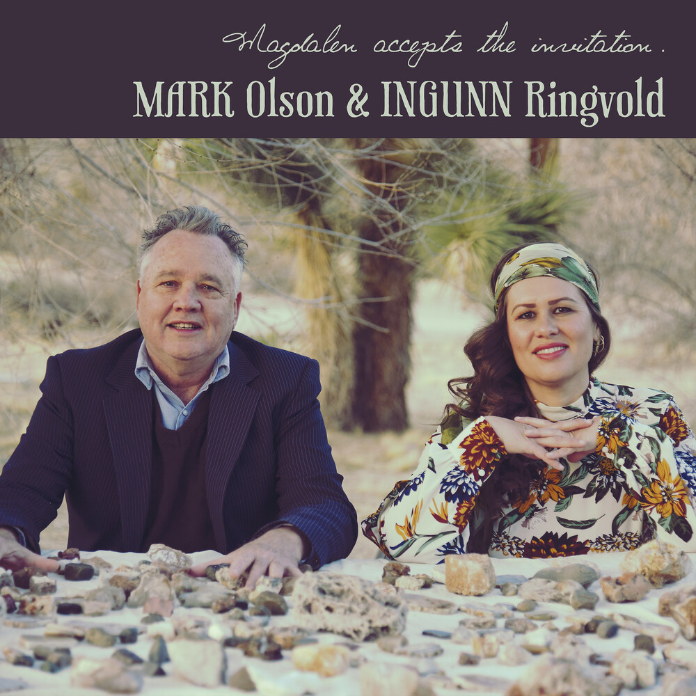 Mark Olson / Ringvold,Ingunn - Magdalen Accepts The Invitation