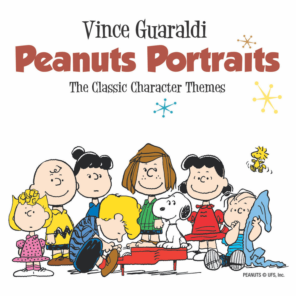 Vince Guaraldi - Peanuts Portraits [LP]