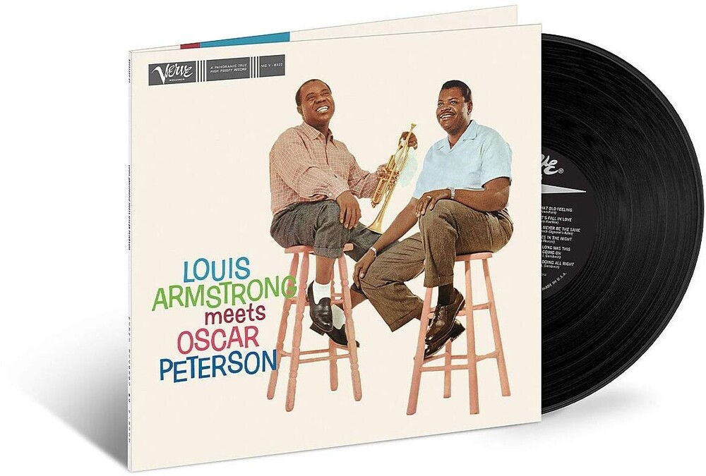 Various Artists - Louis Armstrong Meets Oscar Peterson [Limited Edition LP]