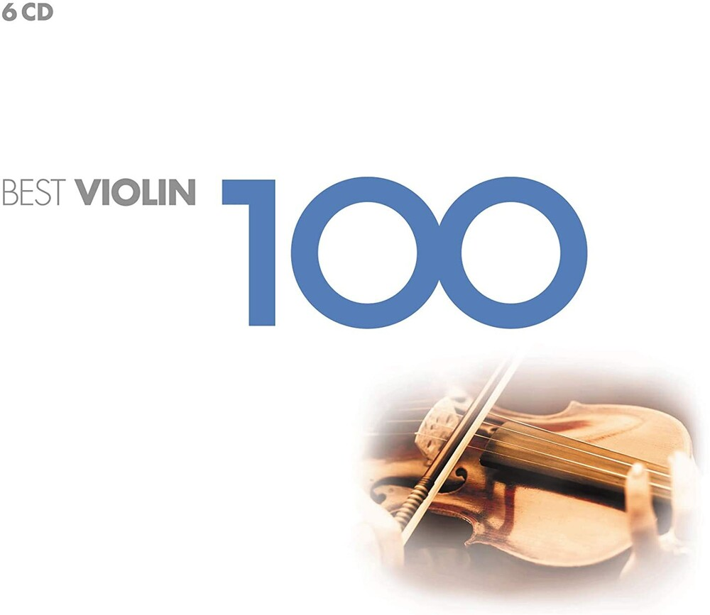 100 Best Violin - 100 Best Violin (Box)