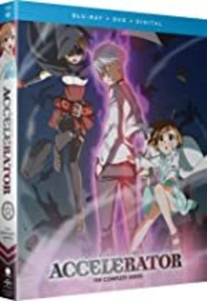 Certain Scientific Accelerator: Complete Series - Certain Scientific Accelerator: Complete Series