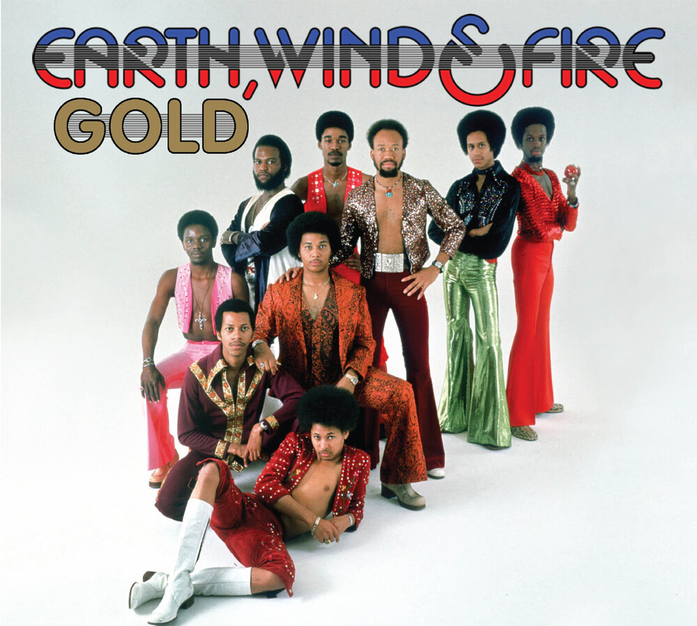 Earth Wind & Fire - Gold (Uk)