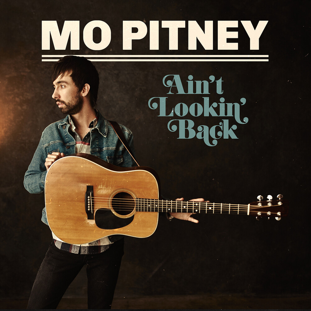 Mo Pitney - Ain't Looking Back [LP]