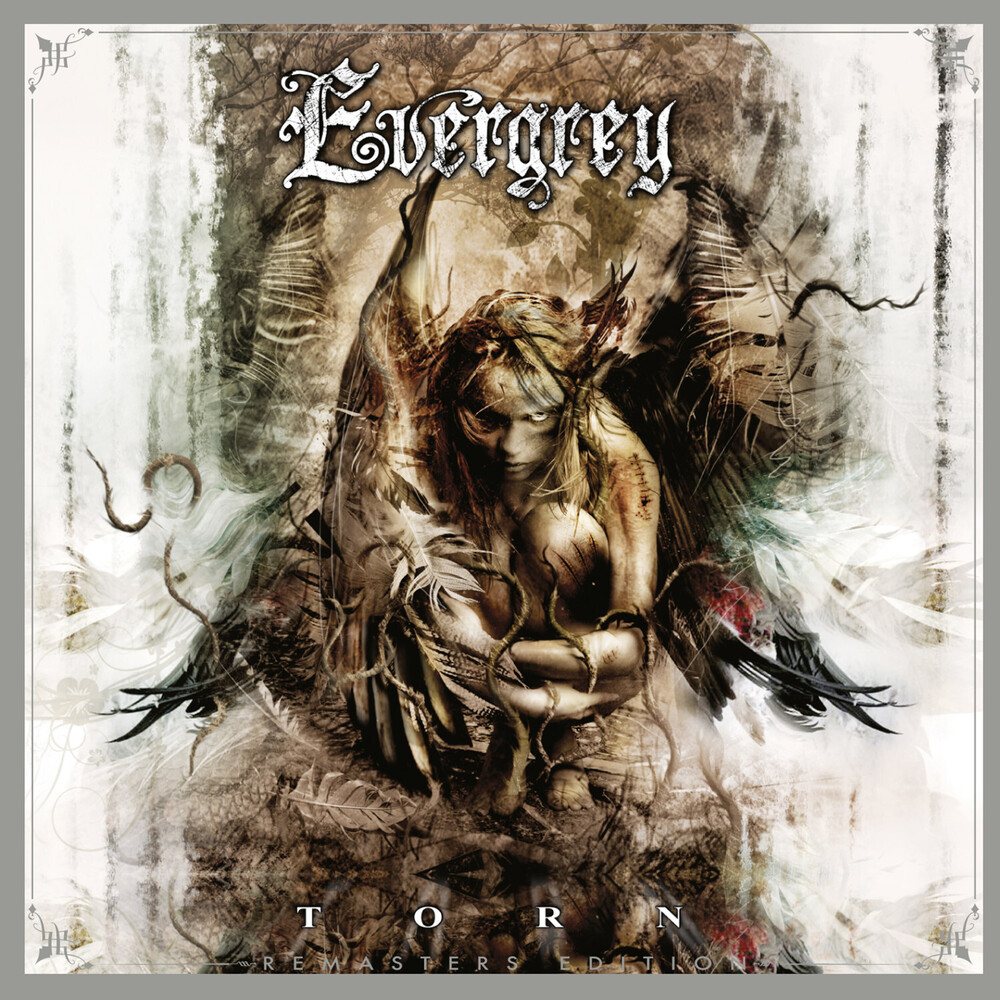 Evergrey - Torn: Remasters Edition [Limited Edition Gold 2LP]