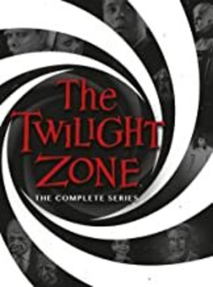 Jim Hutton - Twilight Zone: Complete Series (24pc) / (Box Full)
