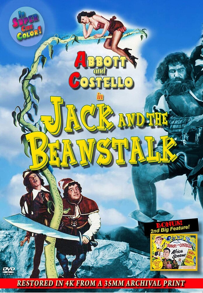 Jack and the Beanstalk - Jack And The Beanstalk / (4k Spec)
