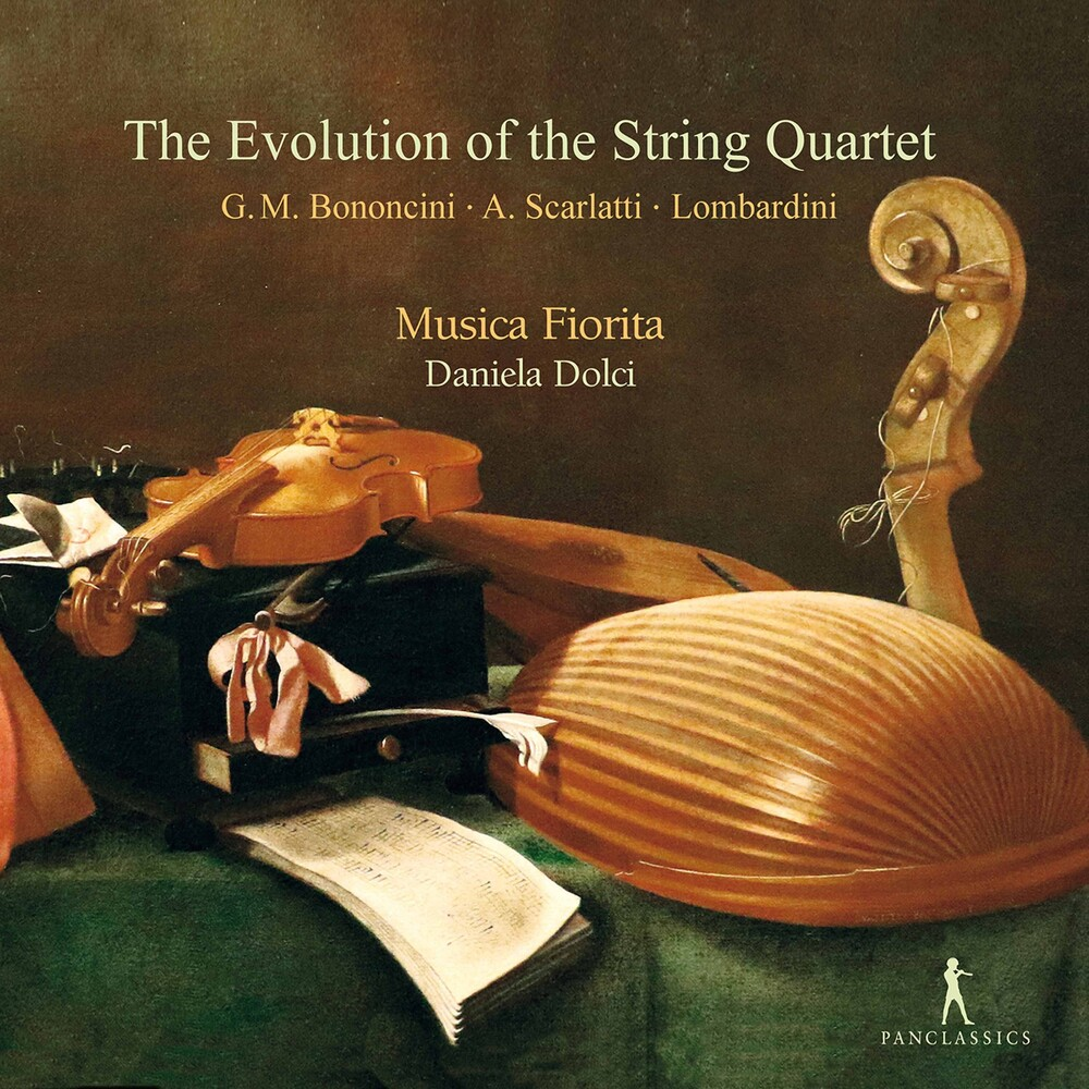 T. Merula - Evolution Of The String Quarte