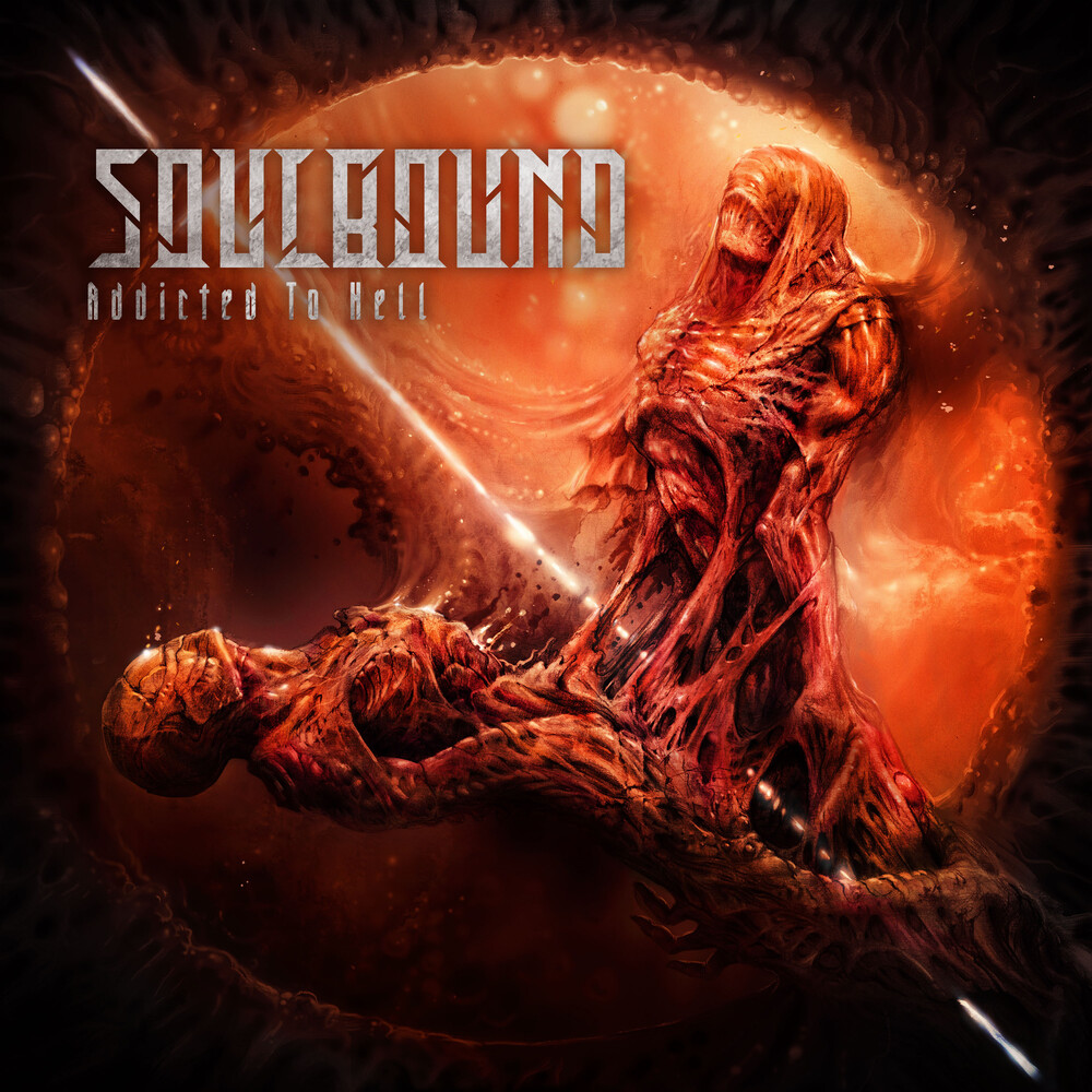 Soulbound - Addicted To Hell (Ltd) (Dig)