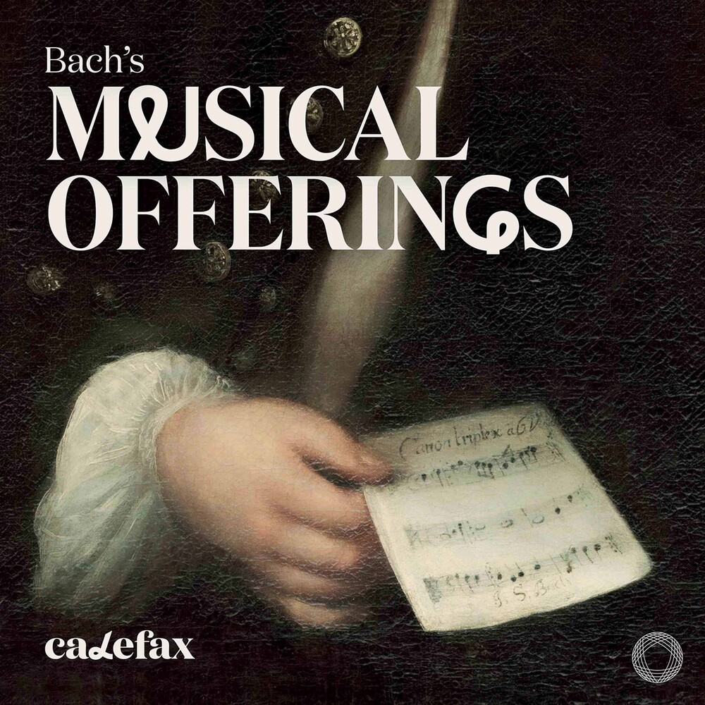 Calefax Reed Quintet - Bach's Musical Offerings (Hybr)