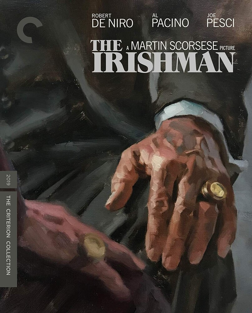 The Irishman [Movie] - The Irishman (Criterion Collection)