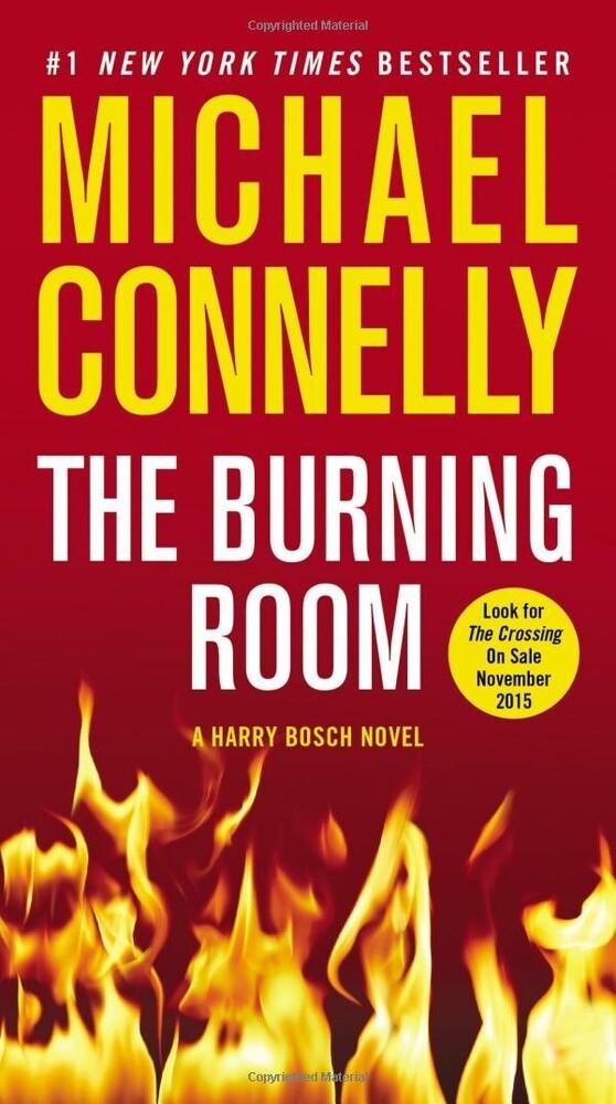 - The Burning Room: A Harry Bosch Novel