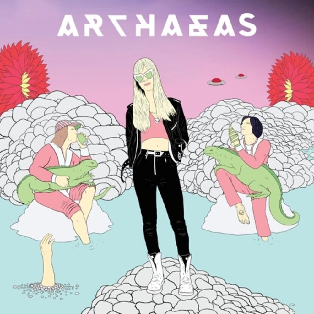Archaeas - 15.98