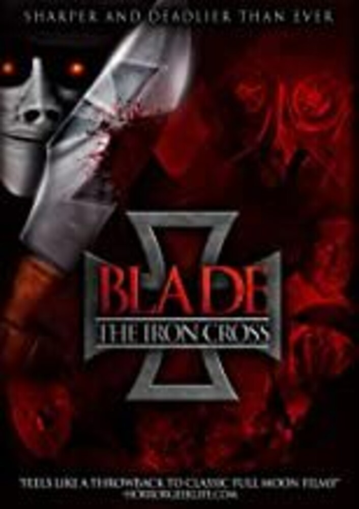 Blade: The Iron Cross - Blade: The Iron Cross