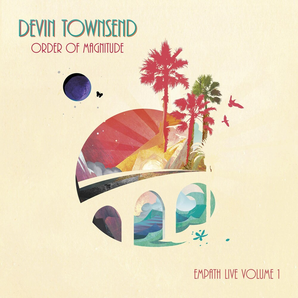 Devin Townsend - Order Of Magnitude: Empath Live 1