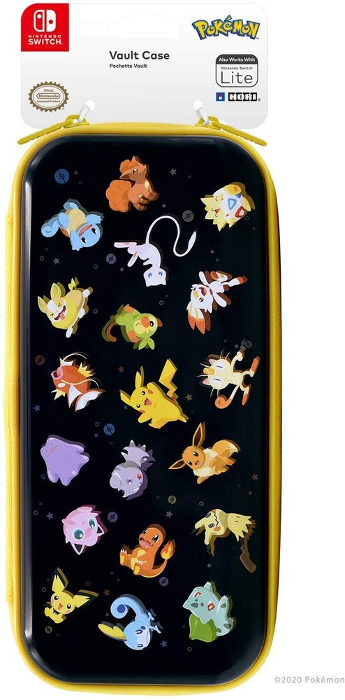 - HORI Vault Case (Pokemon Stars) for Nintendo Switch
