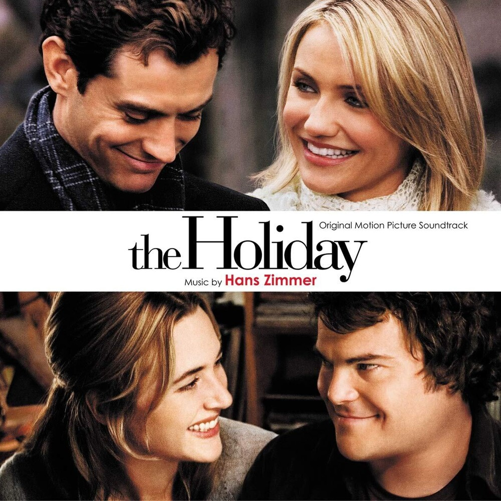 Hans Zimmer - The Holiday (Original Motion Picture Soundtrack) [White LP]