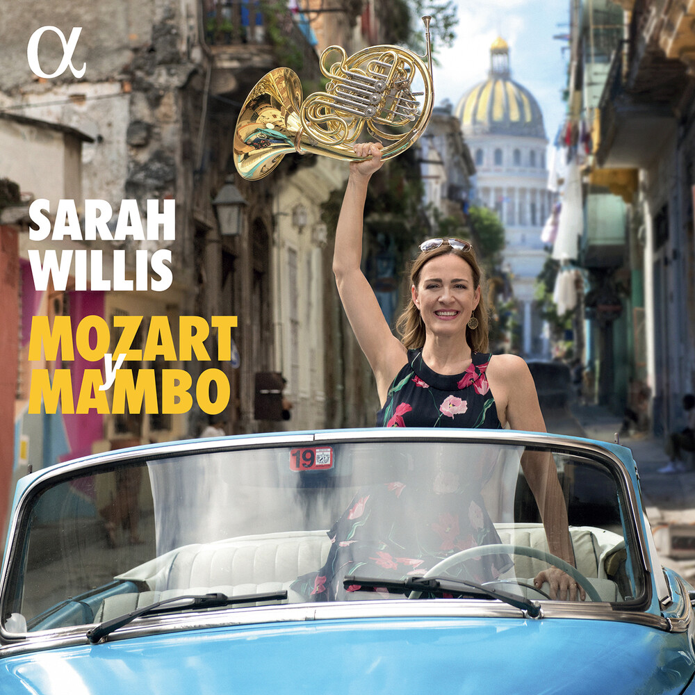 Mozart / Willis - Mozart & Mambo [Colored Vinyl] (2pk)