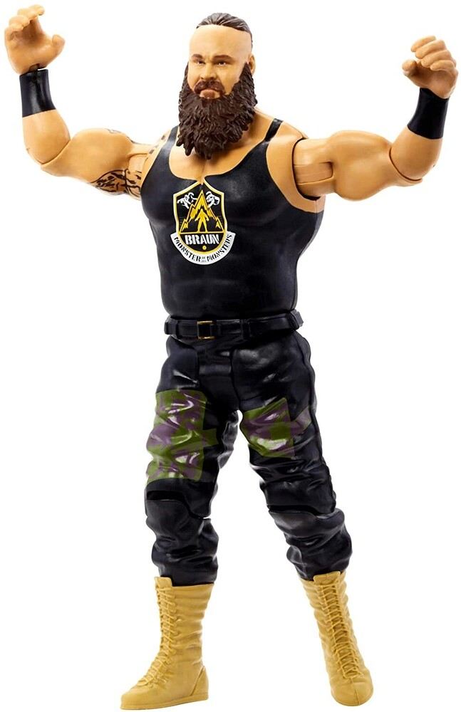 WWE - Mattel Collectible - WWE Basic Figure Braub Strowman