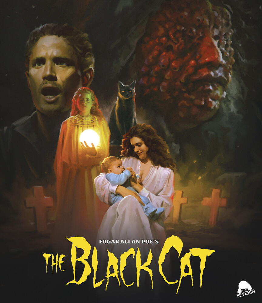 Blact Cat - The Black Cat (aka Demons 6)